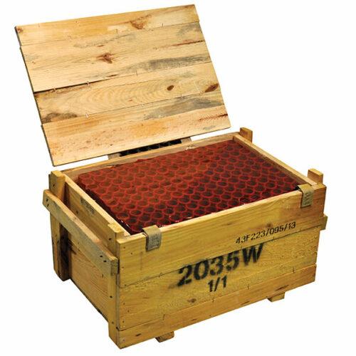 Army box batterri